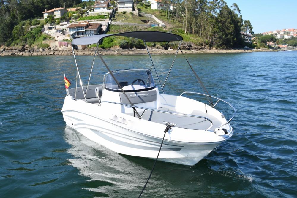 Location bateau Baiona pas cher RINCHA
