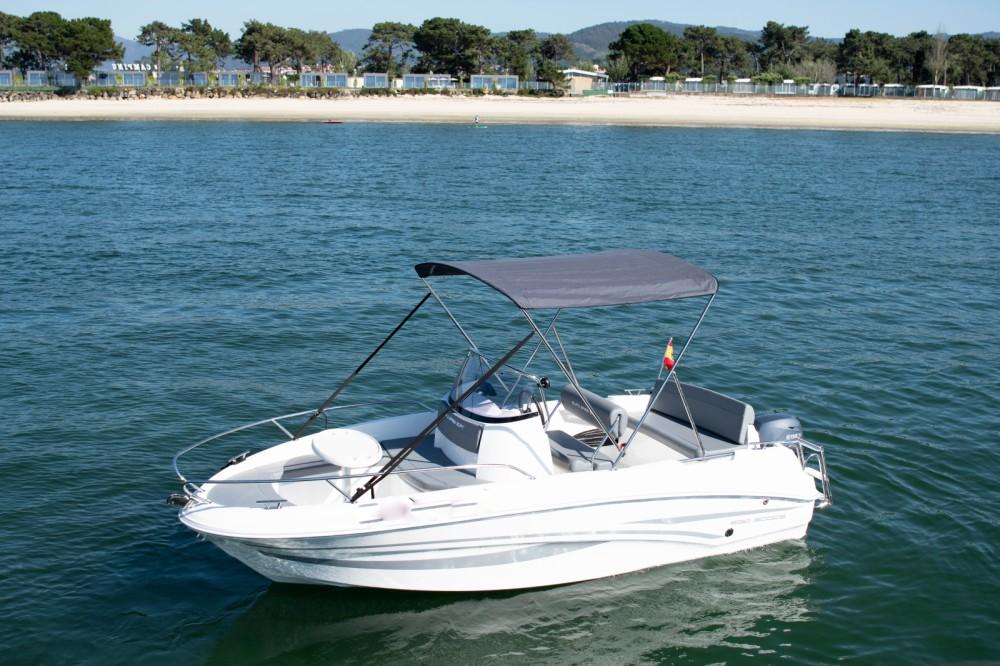 Location bateau AM Yacht RINCHA à Baiona sur Samboat