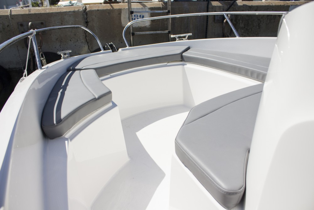 Location bateau AM Yacht 500 Open à Benalmádena sur Samboat