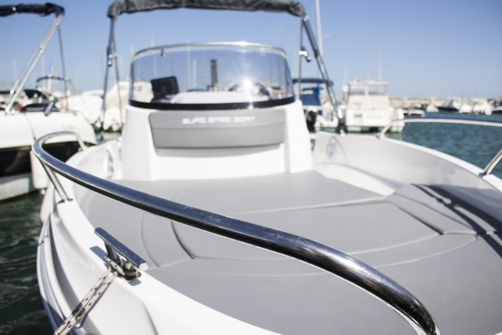 Location Bateau à moteur à Benalmádena - AM Yacht 500 Open
