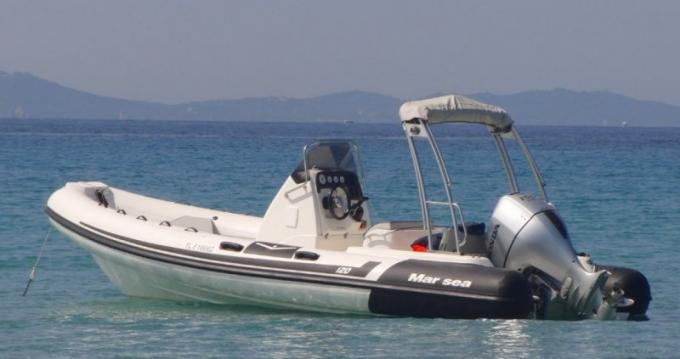 Location bateau Le Havre pas cher Marsea CM 120
