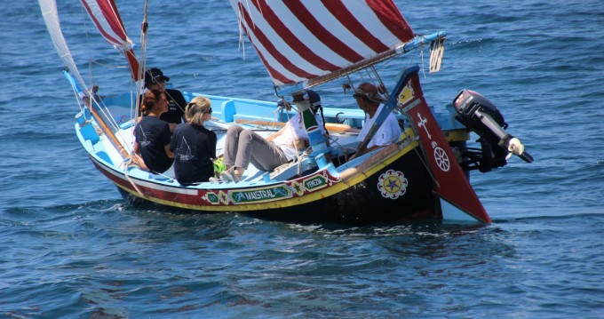 Louer Voilier avec ou sans skipper Topo chioggiotto à Venezia