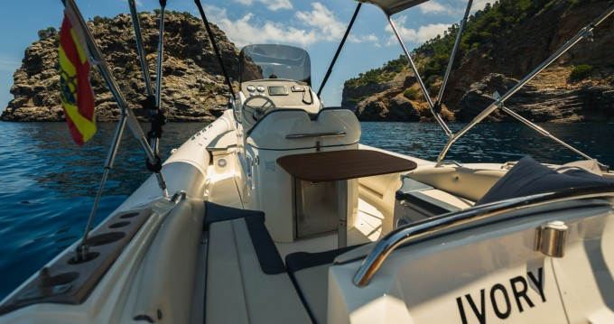 Location yacht à Port de Sóller - Nuova Jolly PRINCE 27 sur SamBoat