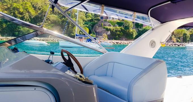 Location bateau Riviera open offshore open 40  à Mandelieu-la-Napoule sur Samboat