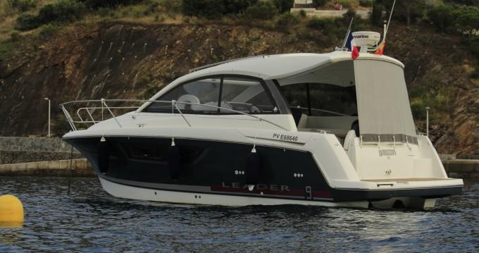 Louer Bateau à moteur avec ou sans skipper Jeanneau à Banyuls-sur-Mer
