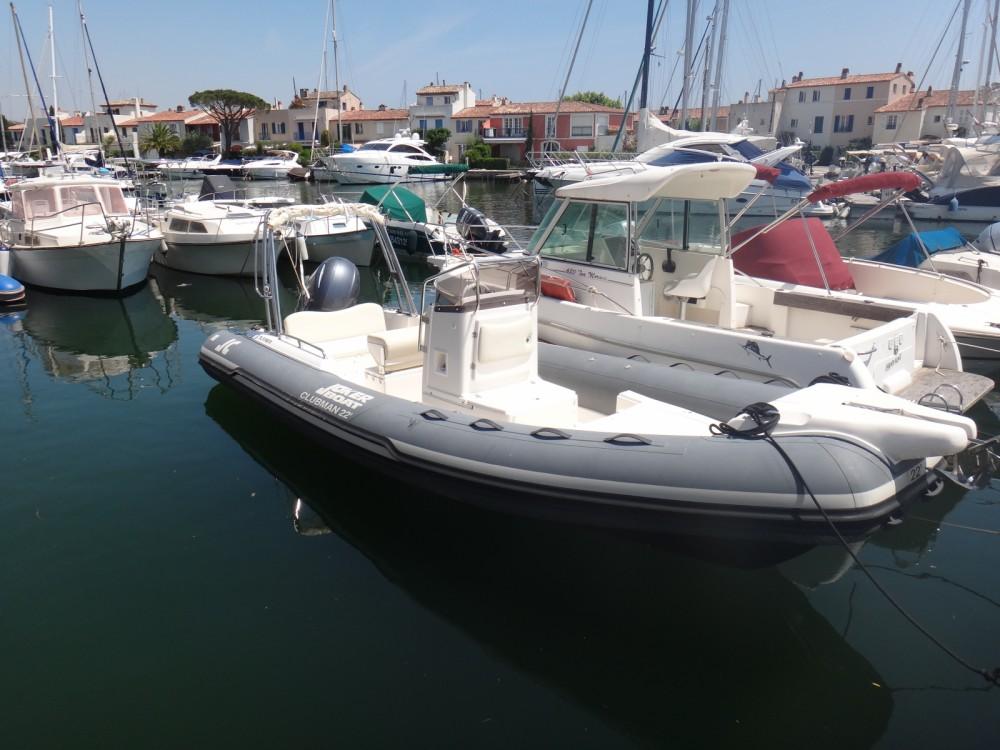 Location bateau Grimaud pas cher Clubman 22
