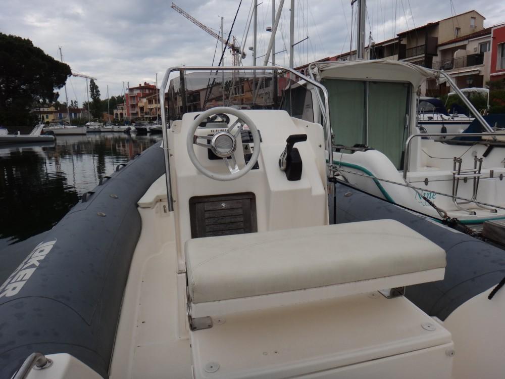 Joker Boat Clubman 22 entre particuliers et professionnel à Grimaud