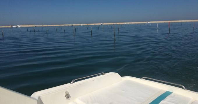 Location bateau Guy Couach 6.10 à Arcachon sur Samboat