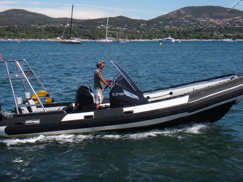 Location yacht à Grimaud - Sillinger Sillinger 765 sur SamBoat