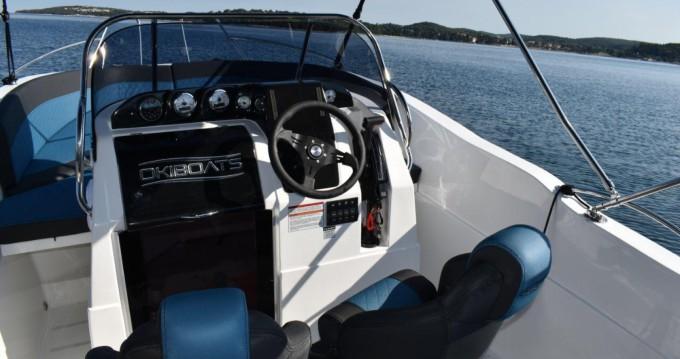 Location bateau Rovinj pas cher Barracuda 545 Open
