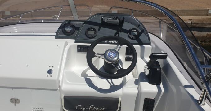 Louez un B2 Marine CAP FERRET 752 CRUISER à Gruissan