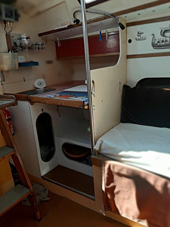 Location yacht à Six-Fours-les-Plages -  colvic 27 ufo 27 sur SamBoat