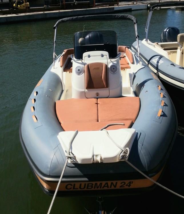 Location Semi Rigide Joker Boat Clubman 24 Pikachu Samboat
