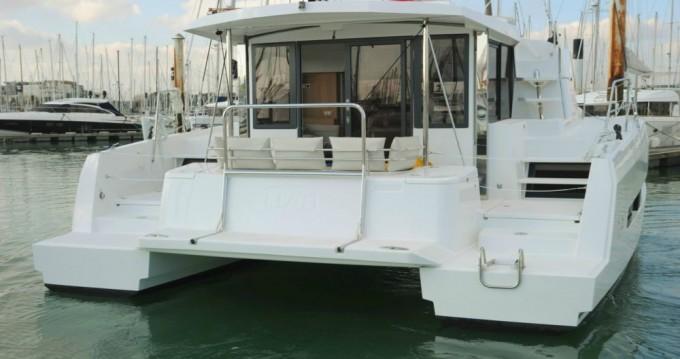 Louer Catamaran avec ou sans skipper Catana à Kos