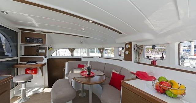Location Catamaran à Gouviá - Lagoon Lagoon 380 S2