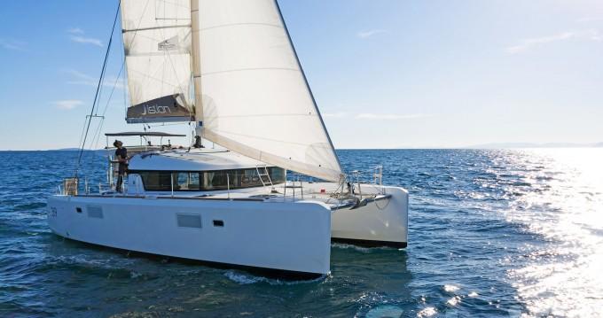 Catamaran à louer à Kos au meilleur prix