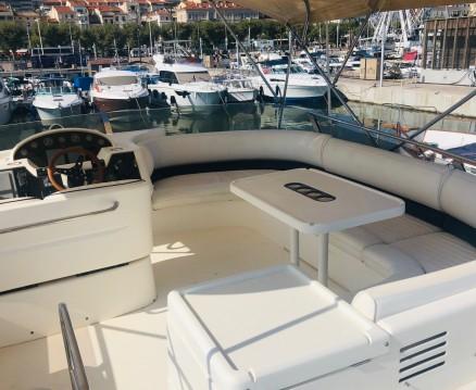 Location bateau Princess Princess 50 Fly à Cannes sur Samboat