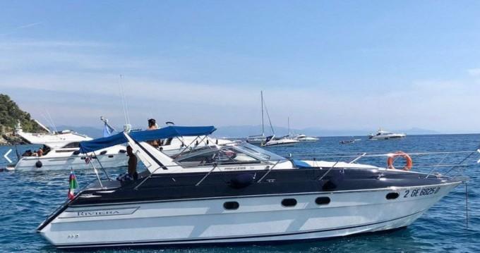 Princess Princess 366 Riviera entre particuliers et professionnel à Arenzano