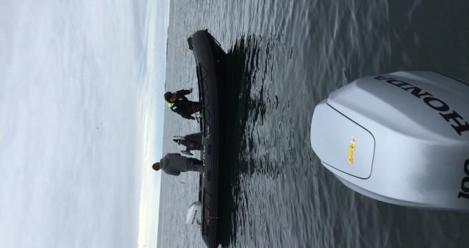 Location bateau 3D Tender 3D Tender 535 à Névez sur Samboat