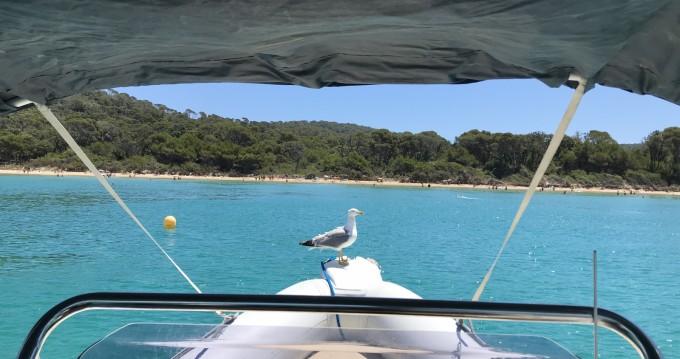 Louez un Joker Boat Clubman 23 à Hyères