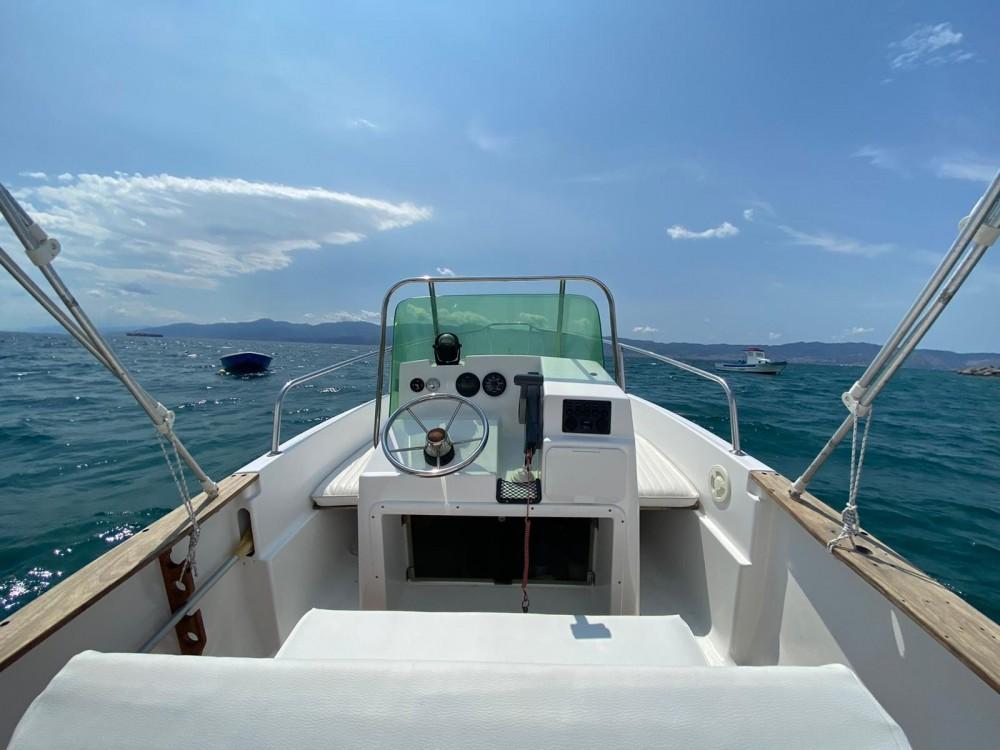 Location bateau Elan Elan 17 CC à Reggio de Calabre sur Samboat
