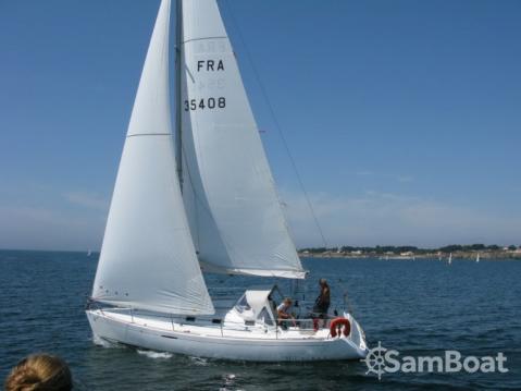 Location yacht à Port du Crouesty - Bénéteau First 31.7 sur SamBoat
