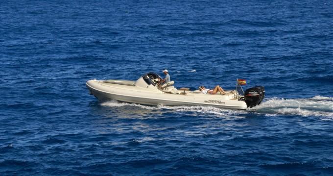 Louez un Scanner Envi 960 à Île d'Ibiza