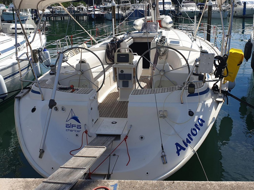 Location yacht à Eslovenia - Bavaria Bavaria 44 sur SamBoat