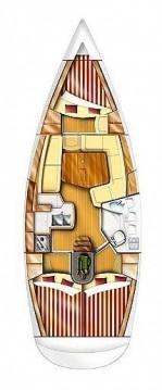 Location bateau Portorož pas cher Gib Sea 37