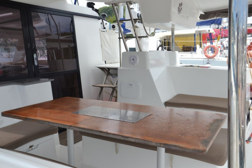 Louer Catamaran avec ou sans skipper Fountaine Pajot à Saint-Martin (France)