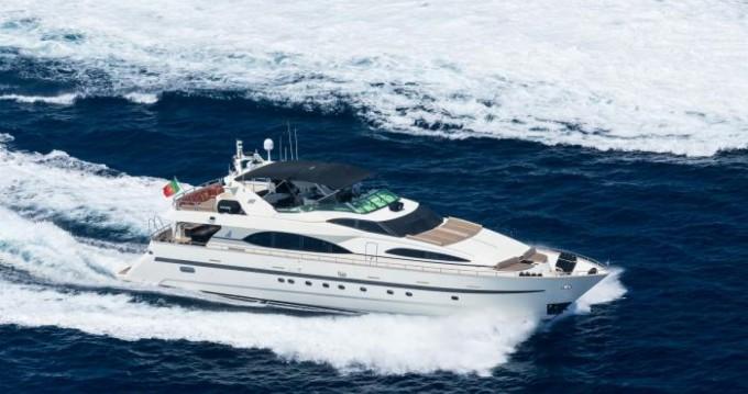 Location yacht à Cannes - Azimut Azimut 100  sur SamBoat