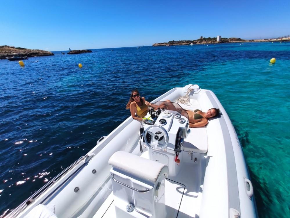 Louez un MV Marine 18 technology à Palma