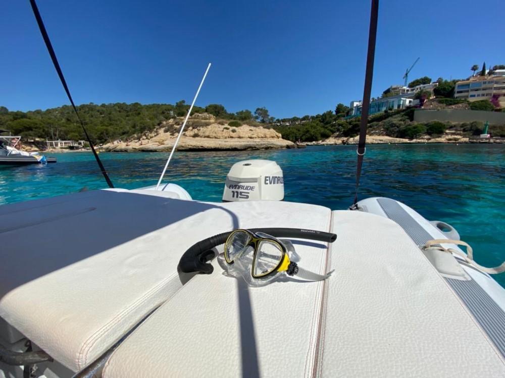 MV Marine 18 technology entre particuliers et professionnel à Palma