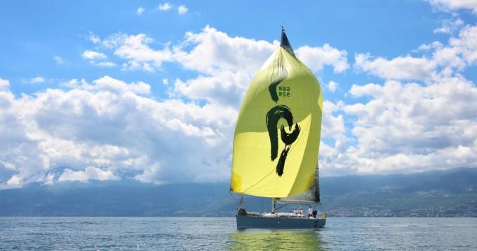 Louez un Nautor Swan 45 à Rijeka