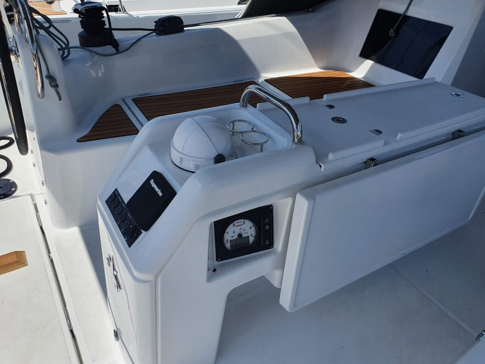 Location bateau Jeanneau Sun Odyssey 410 - 3 cab. à Croatie sur Samboat