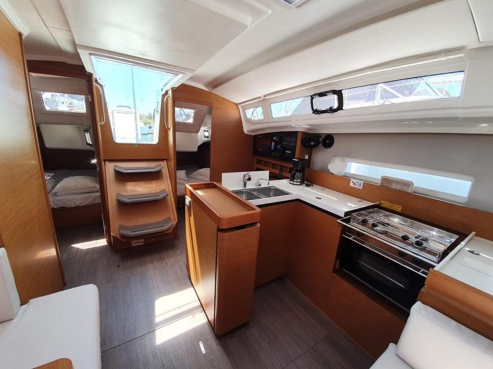 Location bateau Croatie pas cher Sun Odyssey 410 - 3 cab.