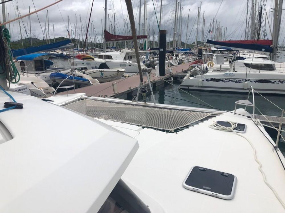 Location yacht à Saint-Martin (France) - Fountaine Pajot Helia 44 sur SamBoat