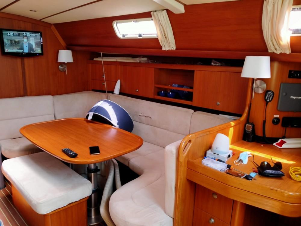 Location bateau Fiumicino pas cher Salona 45