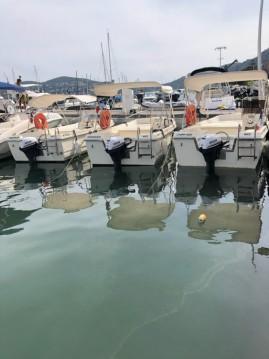 Location bateau Mandelieu-la-Napoule pas cher Tiller 48