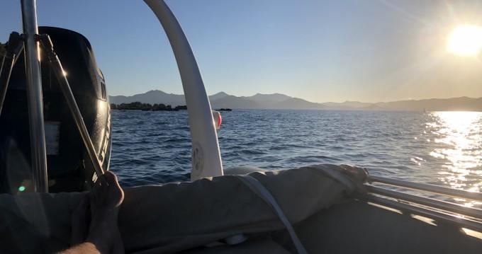 Location bateau Cannes pas cher Medline II