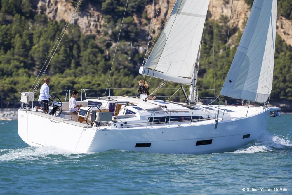 Location bateau Dufour Dufour 430 GL à Croatie sur Samboat