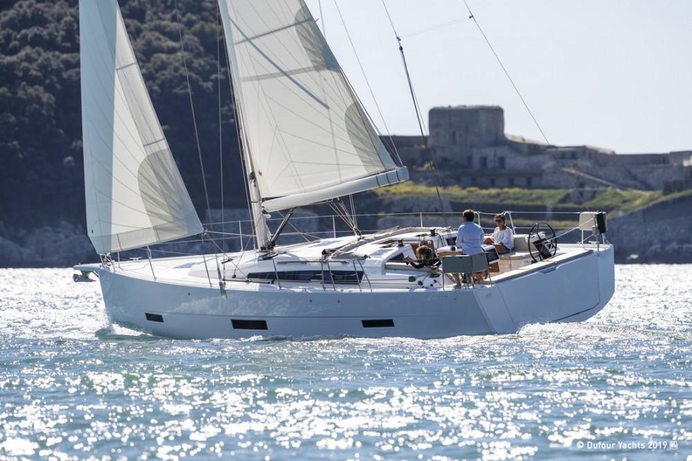 Location bateau Croatie pas cher Dufour 430 GL