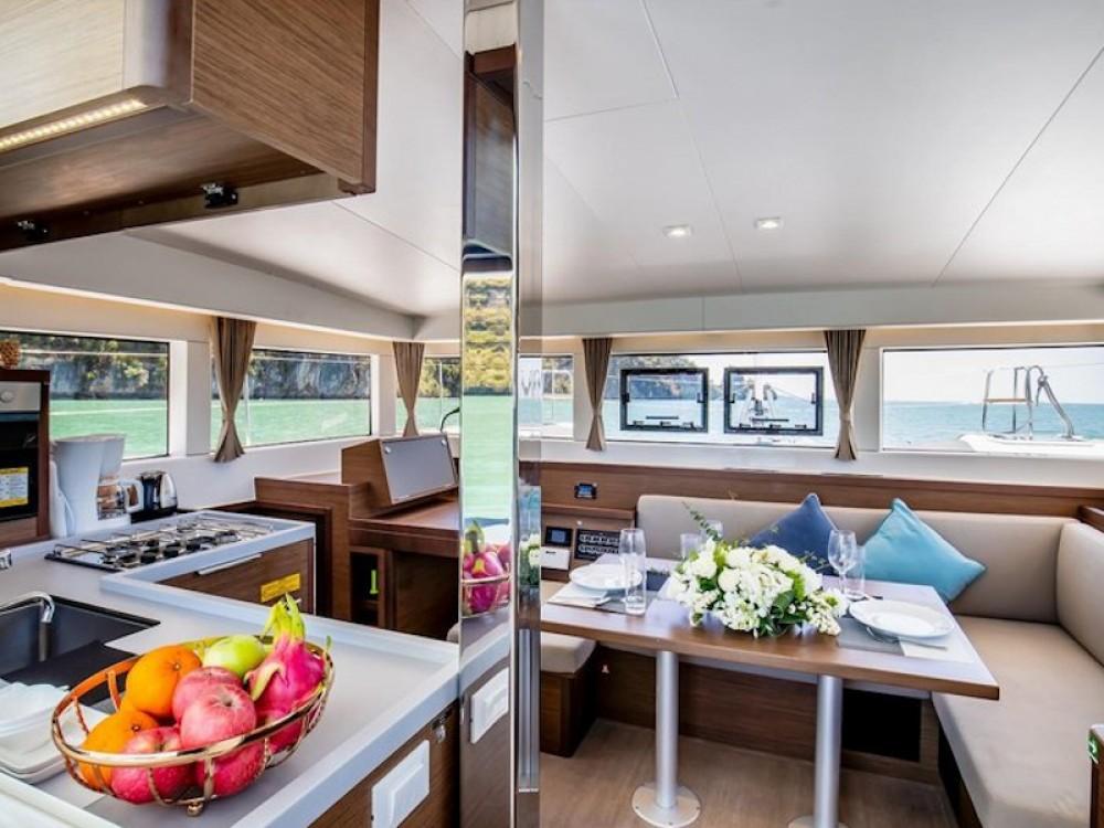Louer Catamaran avec ou sans skipper Lagoon à Bay of Zea