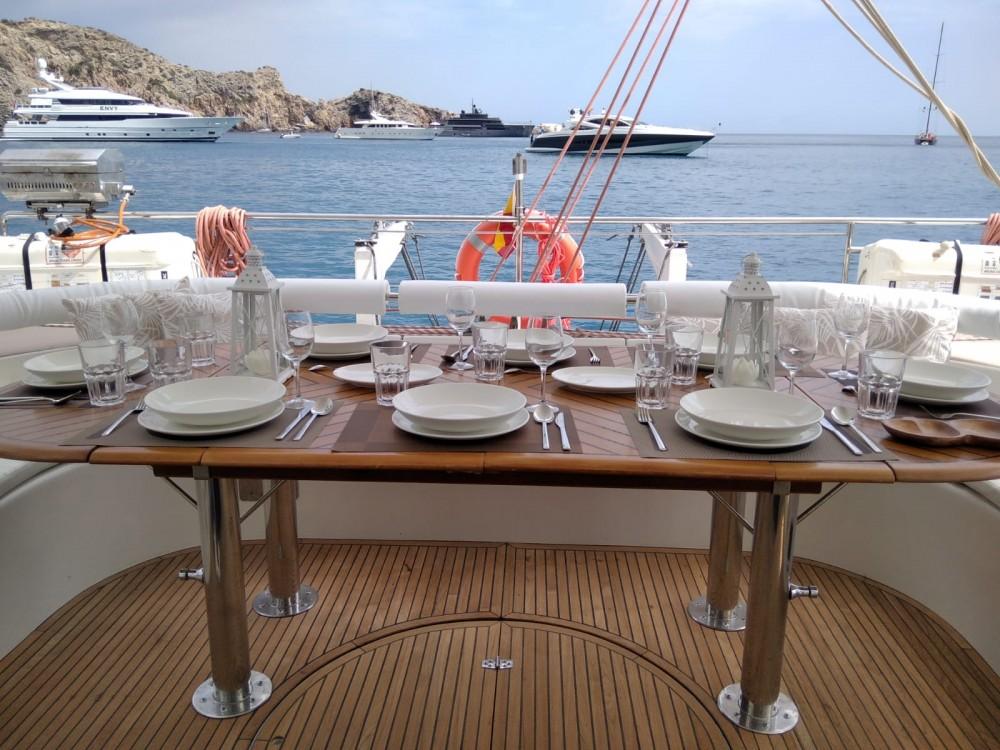Location Catamaran à Ibiza - Fountaine Pajot Marquises 56
