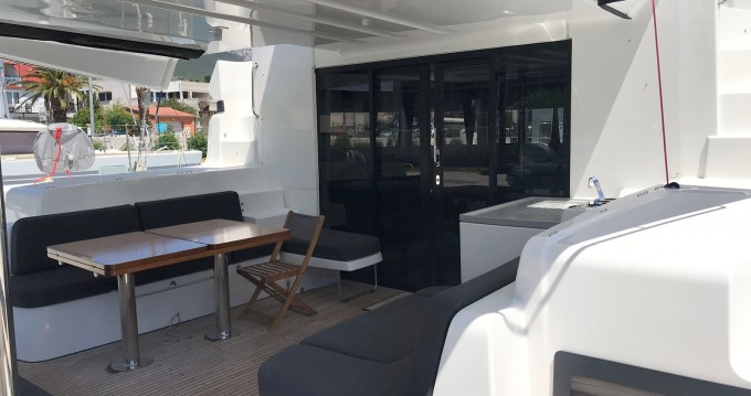 Location yacht à Kaštel Gomilica - Lagoon Lagoon 50 sur SamBoat