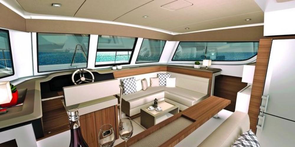 Louer Catamaran avec ou sans skipper Bali Catamarans à Athènes