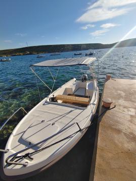 Location bateau Stara Novalja pas cher 501