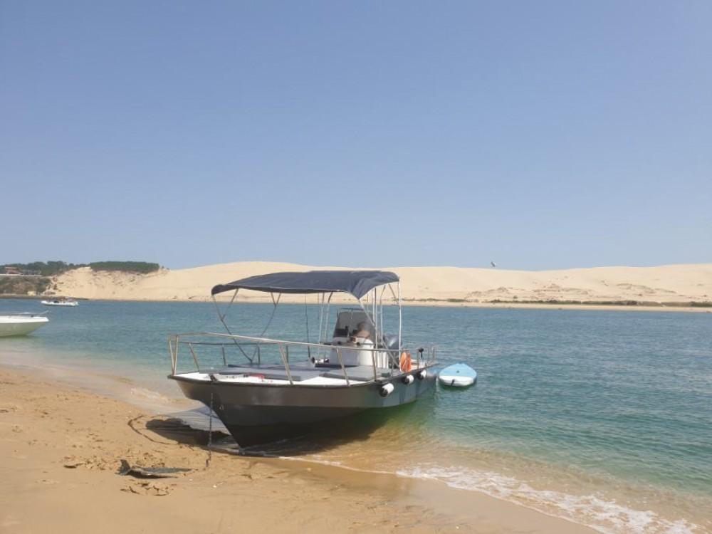 Louer Bateau à moteur avec ou sans skipper Bpsa à Lège-Cap-Ferret