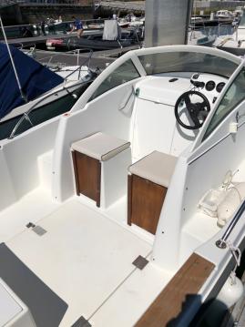 Location bateau Bénéteau Ombrine 550 à Quiberon sur Samboat
