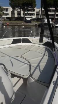 Location bateau Ranieri Voyager 22 à Mandelieu-la-Napoule sur Samboat